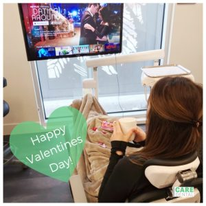 Everyday is Valentines Day @ Care Dental #TheNewMeTime