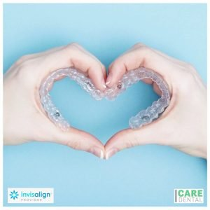Invisalign + Care Dental = Match Made in Heaven