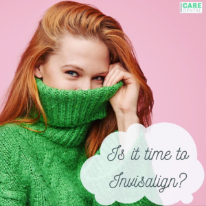 Is It Time to Invisalign?
