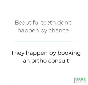 No Charge – No Commitment!   Book Your Ortho Consult today!